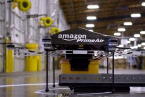 Recherche en France : Amazon lance un centre sur les drones de livraison