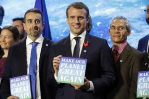 Des chercheurs misent sur la France avec le programme Make our planet great again